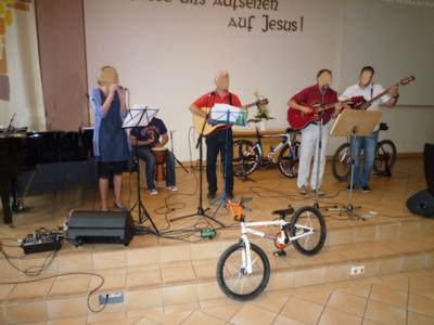 Christen singen