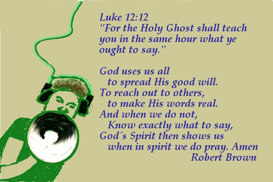 Luke 12:12