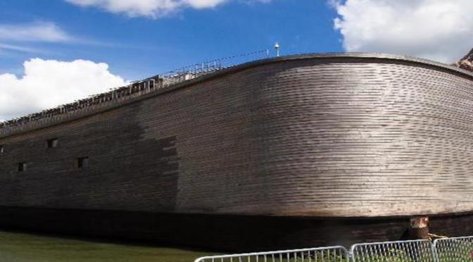 Noah hat keine Arche gebaut