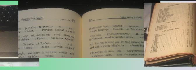 Das Evangelium im Alten TEstament – Hosea 14