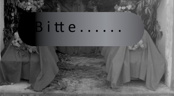 Zu toten beten