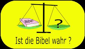 Eine Waage links die Bibel