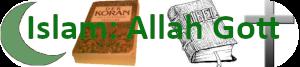 Islam: Allah Gott