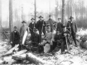 Waldarbeiter