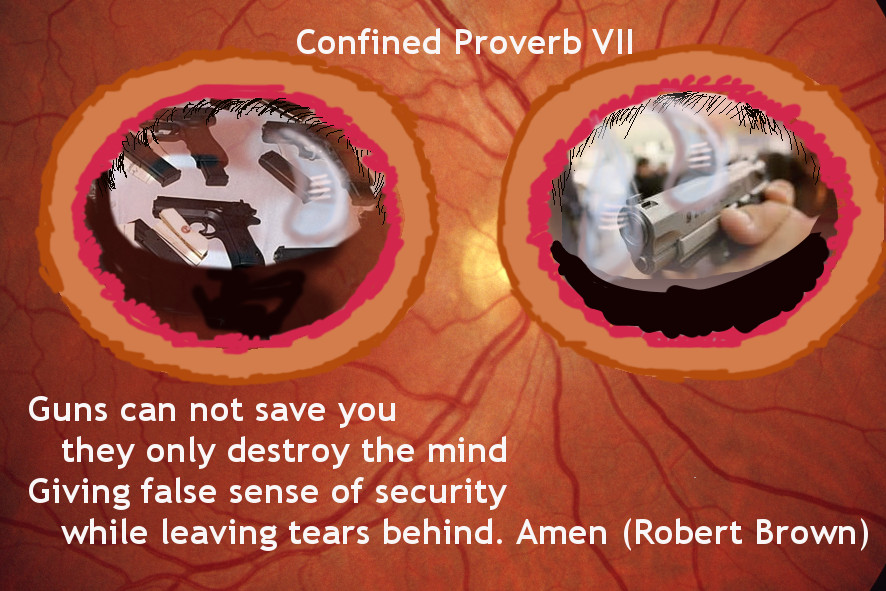 Confined Proverb VII