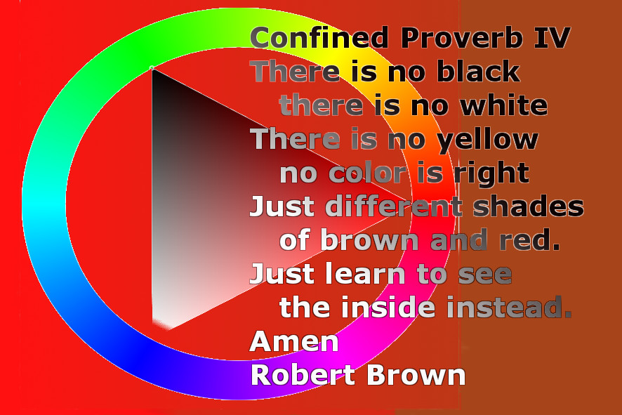 Confined Proverb IV