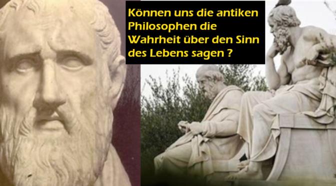 Die antiken Philosophen und die Wahrheit
