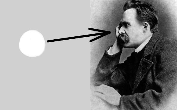 """Durch Selbstorganisation von """"Nichts zu Nietzsche"""""""