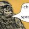 Ich Affe kann nicht sprechen
